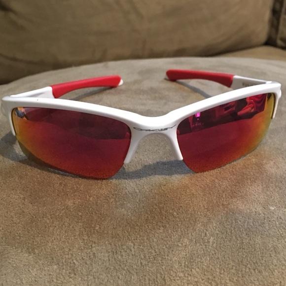 7f24df196b Oakley Quarter Jacket Prizm Baseball Sunglasses. M 5a92ecce85e605c1e3a582c4